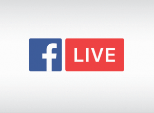 how to easily add your logo on facebook live from mobile geekstyle