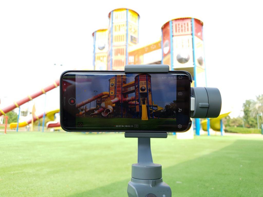 מייצב סלולרי dji osmo mobile 2